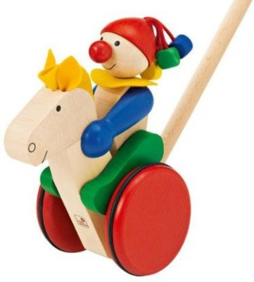 Selecta Trotto Push-Toy