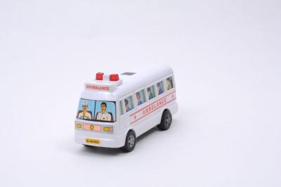 Centy Mini Bus Ambulance