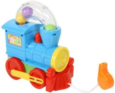 Castle Toy Fun Time Push Along Timmy the Train