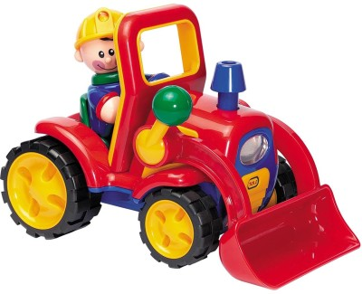 Tolo Construction Vehicle