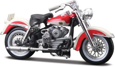 Maisto Harley Davidson 1958 FLH Glide