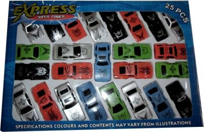 Arthr Small Super Car set of 25