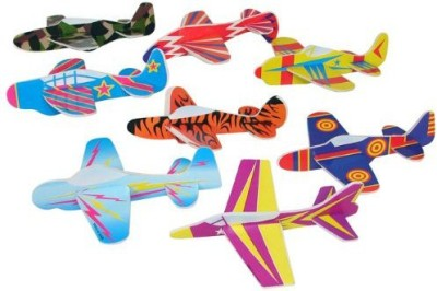Fun Express Bulk Glider Airplane Assortment (72 Pc)