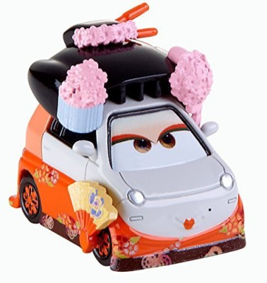 Mattel disney/pixar cars Okuni Diecast