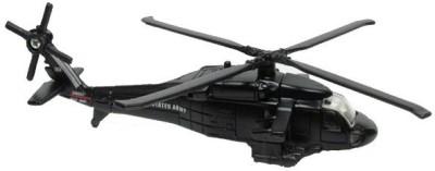MAISTO UH-60A BLACK HAWK AEROPLANE TOY MODEL
