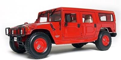 Maisto Hummer Station Wagon Model Car