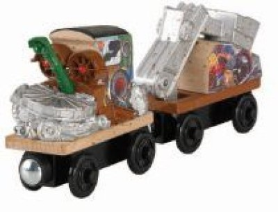 Fisher-Price Thomas Wooden Railway - Scrap Monster (Tale of The Brave)