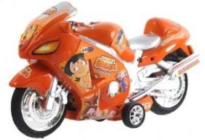 Khareedi Chota Bheem Racing Bike