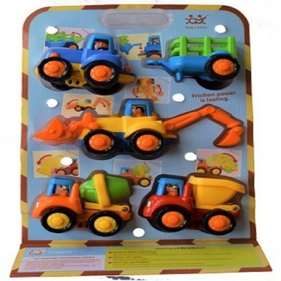 Huile Toys Happy Construction Vehicle