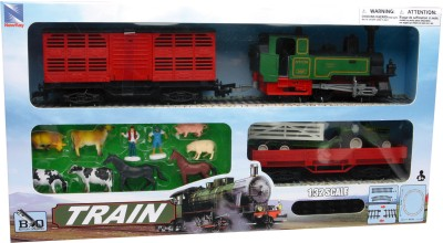 New-Ray Train Set