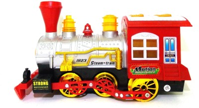 E-Toys Battery Operated Motion Train With Light And Music