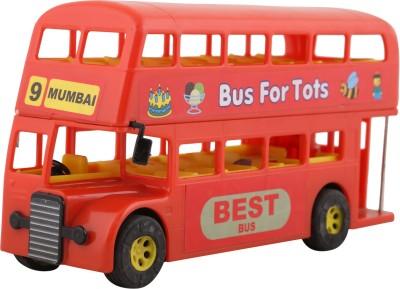 Prime Educational Toys Double Decker Bus