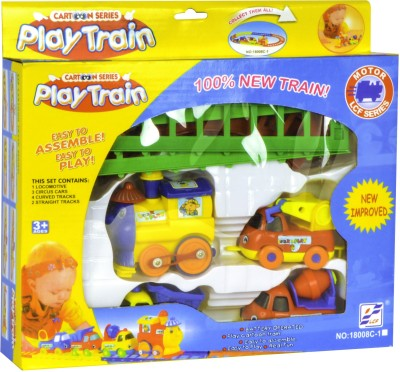 Sun Toys Play Train Set