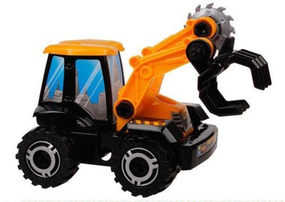Vaibhav 58 Pcs educational toys can be loaded from a deformable 5 In 1 can uninstall truck …