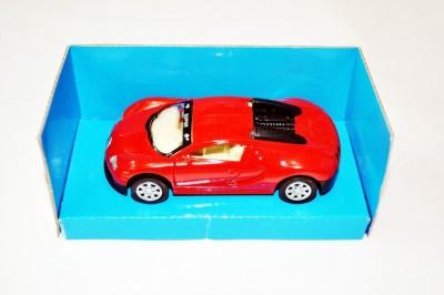 Ruppiee Shoppiee MK3 Metal Car Red