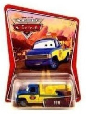 Mattel Disney Pixar Cars Character Tow (World Of Cars 56)
