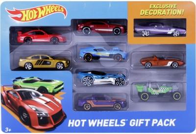 Hot Wheels 9 Die Cast Cars