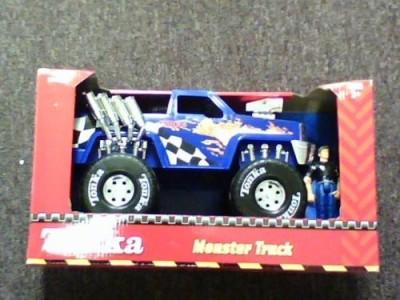 Tonka Monster Truck Blue