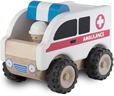 Wonderworld Mini Ambulance Car Toy
