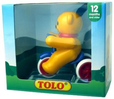 Tolo Toys Push and Go Teddy