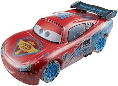 Mattel disney/pixar cars Ice Racers 155 Scale Diecast Lightning