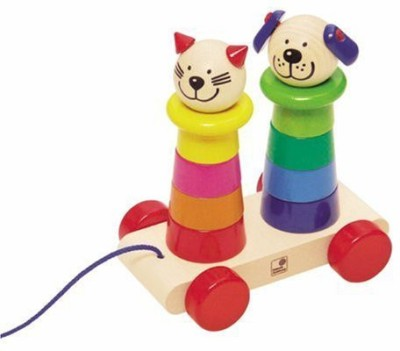 Selecta Filino Pull Toy
