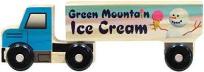 Maple Landmark Ice Cream Semitruck Made In Usa