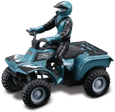 MAISTO Fresh Metal ATV 383 Met