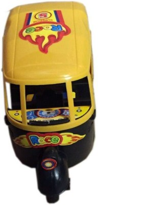 Rahul Toys Riksha In Small Toy Pack Of 2