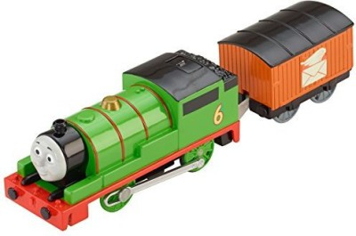 Fisher-Price Thomas The Train - TrackMaster Talking Percy