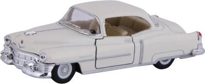 Baby Steps Kinsmart Die-Cast Metal 1953 Cadillac Series 62 Coupe Beige