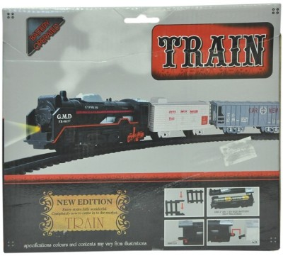 Shop & Shoppee Battery Operated Train With Head Light