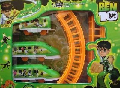 Shopat7 Ben 10 Rail Set