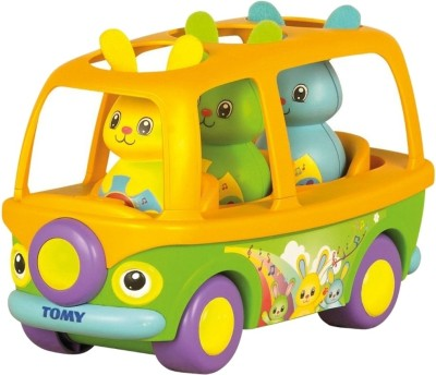 Tomy Sing and Learn Bunny Bus