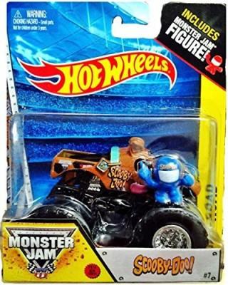 Hot Wheels Monster Jam Off Road 7 Scoo Doo 164