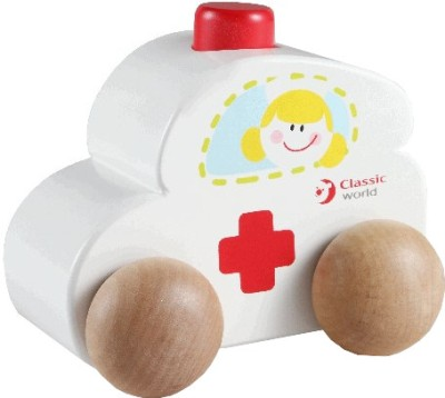 Classic World Classic Toys Ambulance