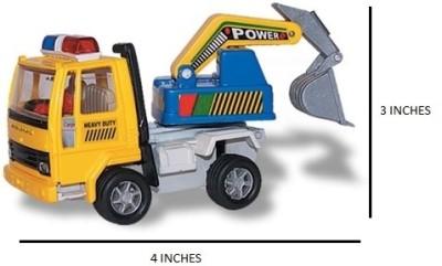 Centy Toys Ashok Leyland Excavator