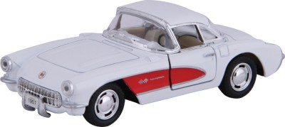 Baby Steps Kinsmart Die-Cast Metal 1957 Chevrolet corvette