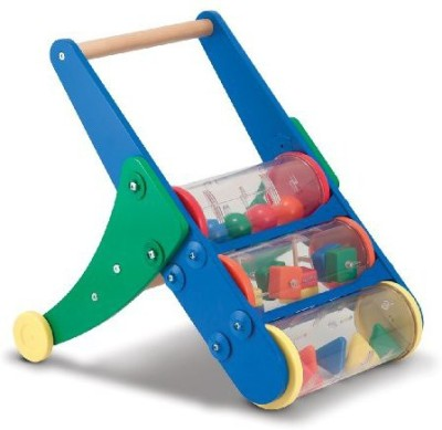 Melissa & Doug Rattle Rumble Push Toy