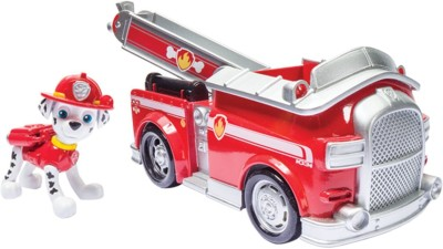 Paw Patrol Nickelodeon Marshall's Fire Fightin, Truck