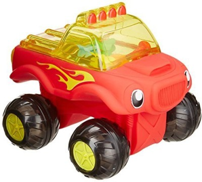 Munchkin Bath Fun Monster Truck(Multicolor)