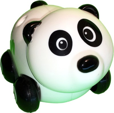 Mamaboo Push n Pull Animals - Panda