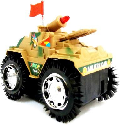 E-Toys Tumbling Tank 156