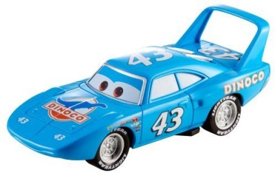 Mattel disney/pixar cars Pull Backs King