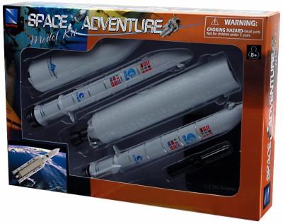 New-Ray Space Adventure Rocket 5 - Model Kit
