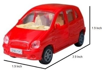 Centy Toys Santro Car