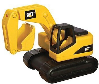 Toystate State Cat Tough Tracks Excavator Die Cast