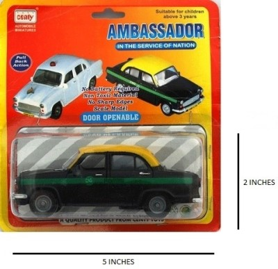 Centy Hindustan Ambassador Car
