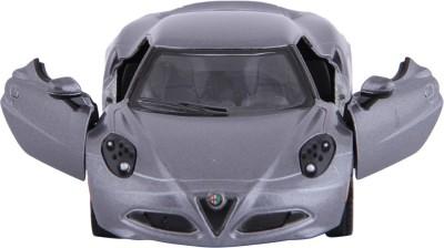 Baby Steps Kinsmart Die-Cast Metal 2013 Alfa Romeo 4C