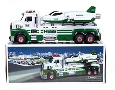Hess 2014 50Th Anniversary Truck And Space Cruiser With Scout
